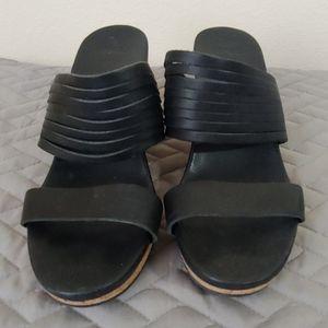 Teva wedge sandals 8